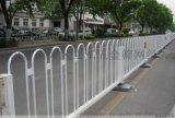 广东东莞道路甲型护栏锌钢池塘防护栏人行道港式隔离栏