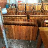 印尼菠萝格花架栏杆批发价格进口印尼菠萝格厂家现货