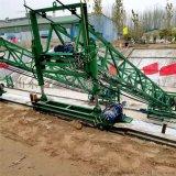 防滲護坡攤鋪成型機  大型河道護坡成型機