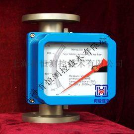 就地指示型金属管浮子流量计