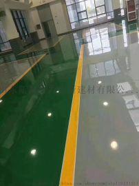 淄博五步施工做车间环氧地坪漆地面厂家