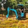 挖樹的專業機械 挖掘機型號有哪些 六九重工 棉花夾