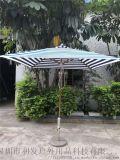 户外伞遮阳伞香蕉伞防雨防晒大太阳伞3米广告摆摊