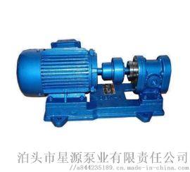 船用泵2CY型齿轮泵 泊头星源泵业齿轮泵齿轮泵