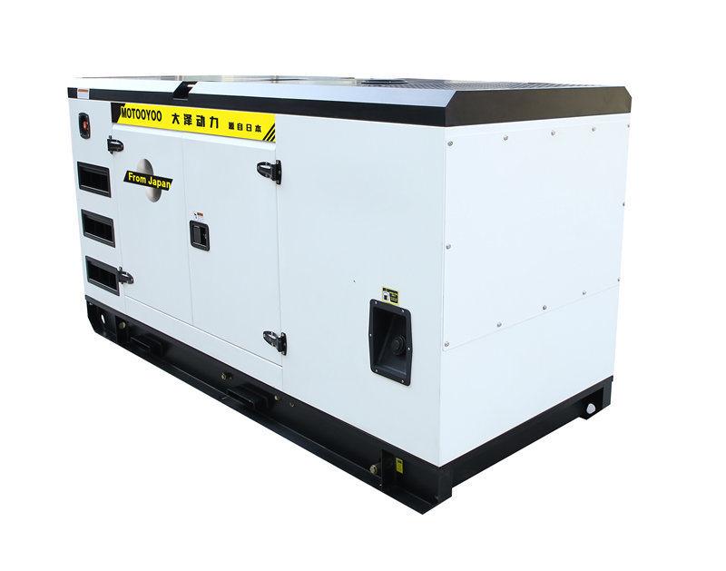 集装箱体式200千瓦柴油发电机