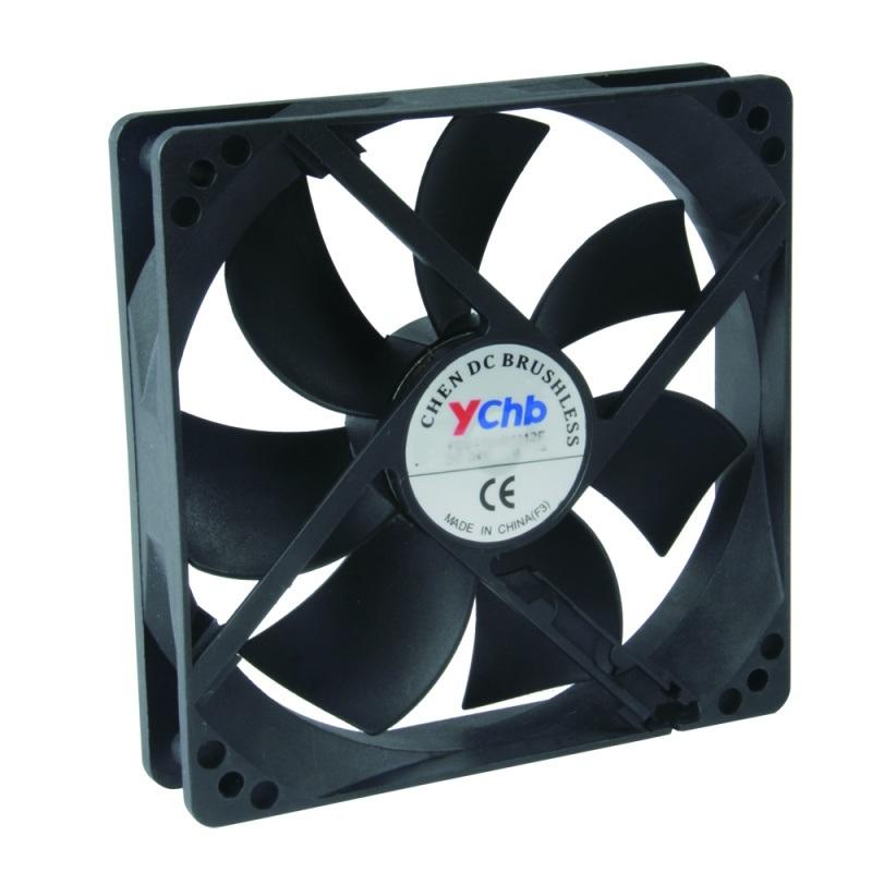 供應12025dc風扇電源風扇,軸流風機  24V