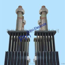 铂瑞供应钌铱钛电极BRRU004电解槽