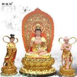 菩萨 虚空藏菩萨佛像雕塑 地藏王   菩萨佛像