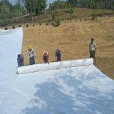 12000克非織造布複合土工膜使用效果