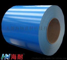 厂家定制海耐覆膜彩钢板,家电一体板