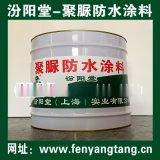 聚脲、天然氣石油管線專用剛性聚脲噴塗防腐防護塗料
