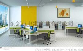 工厂直售,办公屏风桌,职员办公桌,东莞办公家具厂家