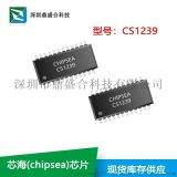深圳鼎盛合提供手持式額溫槍方案晶片CS1239