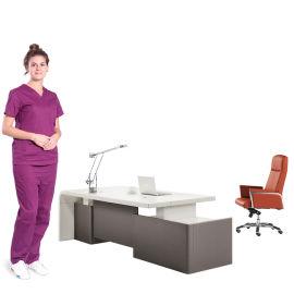 簡約臺桌臺式電腦辦公桌 SKZ433辦公桌