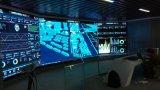 指揮中心P1.2LED屏,調度室1.25高清4K屏