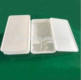 厂家定制药品塑料包装盒,液袋冷藏储藏盒