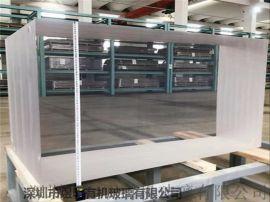 超透明亚克力板 亚克力泳池特厚板生产厂家