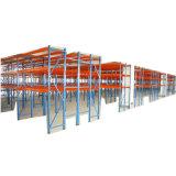 三立柱加寬倉庫貨架,布料原料成品倉庫貨架