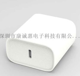 PD20W安卓,苹果协议快充USB+TypeC快充 Pd快充电器 苹果iPhone快充 美国UL FCC 欧盟CE ROHS认证20W PD快充充电器