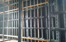 铝膜板支撑兴民伟业告诉您铝合金模板的优点