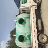 旱廁改造玻璃鋼隔油池臥式化糞池