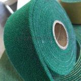 浙江绿绒布防滑带 滚筒包胶皮