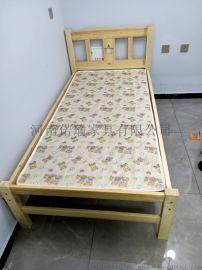 实木床 学生课桌椅 铁床