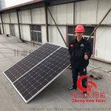 西北甘肅家庭小型 500w太陽能光伏發電設備