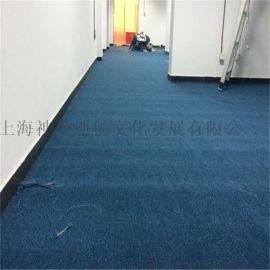 工厂出租房家居常用4米宽幅大密度圈绒地毯