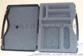供应工具箱防火海绵内托一体成型包装