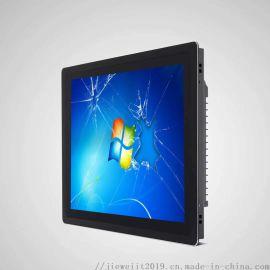 19寸 嵌入式触摸一体机 触控电脑触摸屏显示器