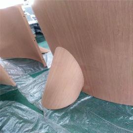 4D造型木纹铝单板 热转印木纹铝单板工艺特色