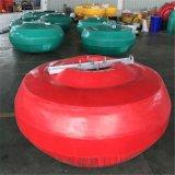 流动的水面固定浮点塑料浮标定制