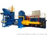 磨床屑压块机,WBJ-1250吨铁屑压块机