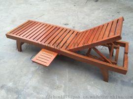 实木沙滩椅,厂家直销木质沙滩椅