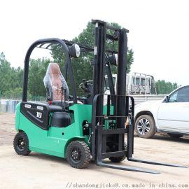 捷克 环保电动叉车 1吨小型电动叉车厂家售价