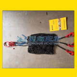 三腿鏈條成套索具,龍海起重廠家,可特殊定製