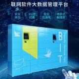 雲南大理智慧儲物櫃定製廠家40門人臉識別智慧電子櫃