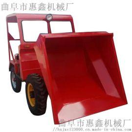 前卸工程车自卸短距运输自卸车混凝土自卸翻斗车