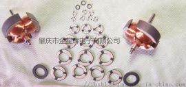 9.4*5.7*1.0直流电机用钛酸锶环形压敏电阻