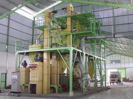 猫砂设备生产线**猫砂全自动机组420环模机器