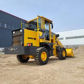 无极变速920装载机 小型轮式建筑工地上料用
