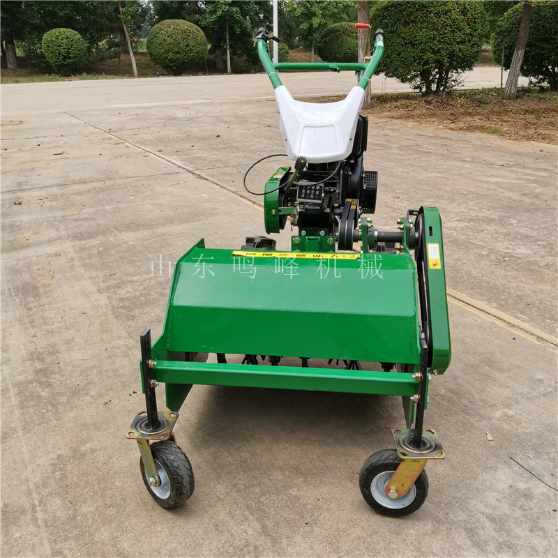 农场手推式割草机,9**柴油动力割草机