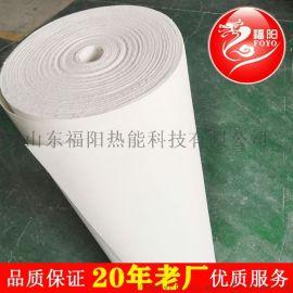 陶瓷纤维毯|硅酸铝纤维卷棉|双面  纤维毯