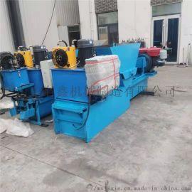 混凝土渠道一次成型机 混凝土水渠自动建造机
