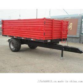 质量坚固 拉稻谷的斗厢 拖拉机车斗 翻斗 拖车