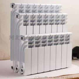 双金属压铸铝散热器 暖气片 钢制散热器