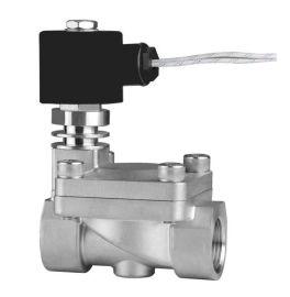 进口不锈钢蒸汽电磁阀-饱和蒸汽-过热蒸汽-锻造
