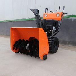 捷克馬路推雪機 小型手扶拋雪機 廠家