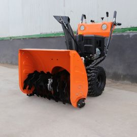 捷克马路推雪机 小型手扶抛雪机 厂家